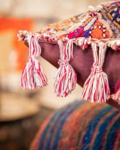 Pilton Manor Boutique Glamping for the Glastonbury Festival, Jaipur Interior