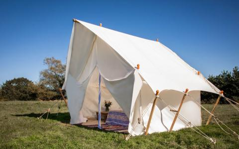 Pilton Manor Boutique Glamping for the Glastonbury Festival, Mini Safari
